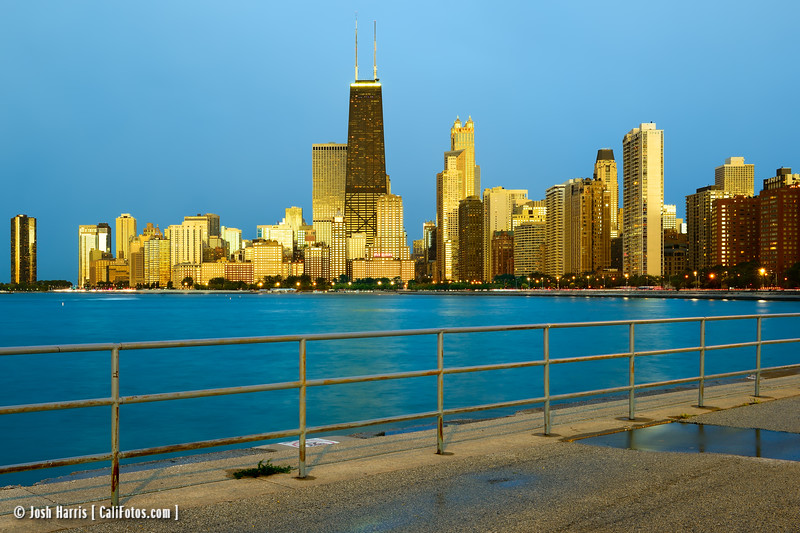 North Avenue Beach, Chicago 2013.