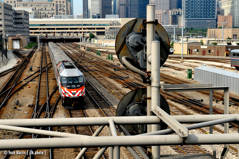 W. Roosevelt Road near S. Canal Street, Chicago, September 2009.