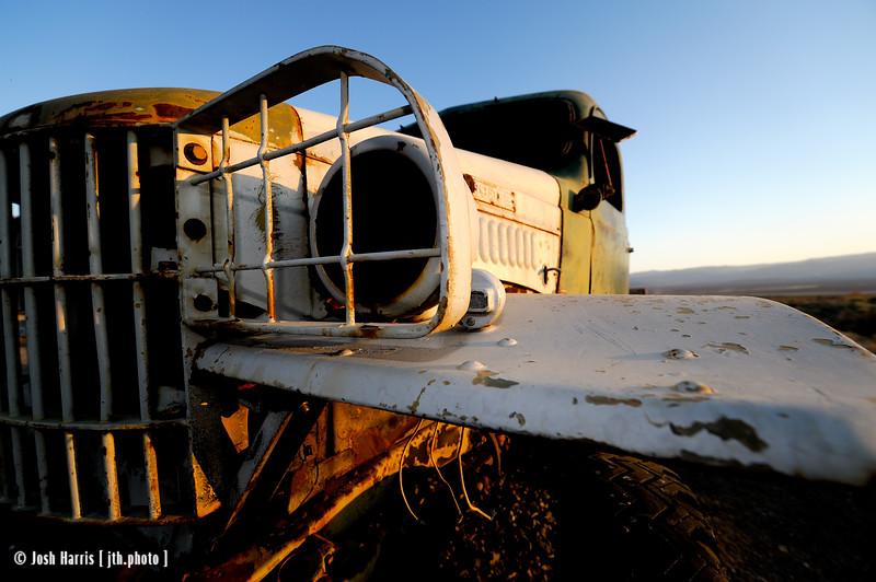 Ballarat, Death Valley, June 2013.
