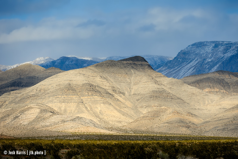 Racetrack Road, Death Valley, November 2015.