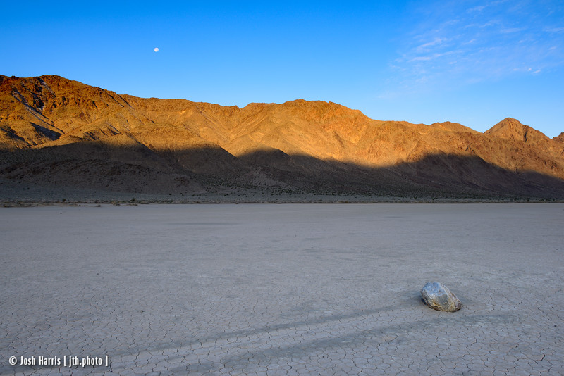 The Racetrack, Death Valley, November 2015.