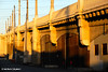 6th Street Bridge near Mateo Street, Los Angeles, April 2009.