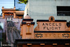 Angels Flight, 300 block of Hill Street, Los Angeles, September 2008.