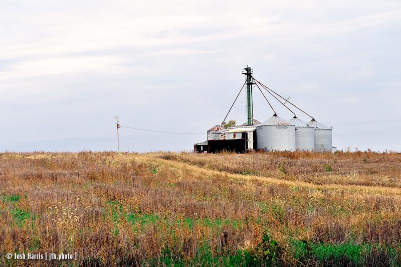 Katy Trail, Missouri, October 2012.