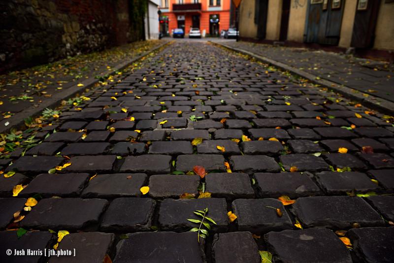 Krakow, Poland, October 2018.