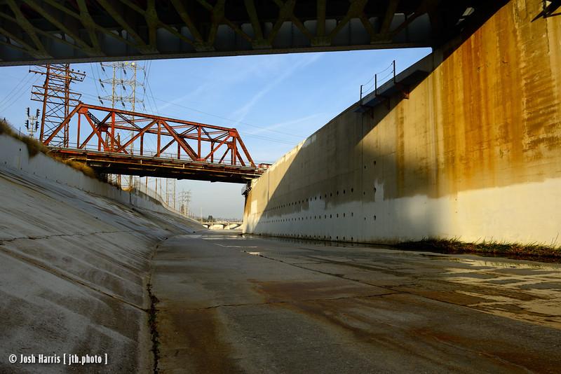 L.A. River, January 2016.