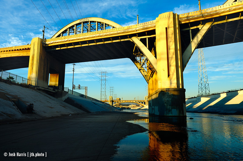 L.A. River, December 2015.