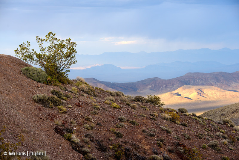Dante's View, Death Valley. May 2014.