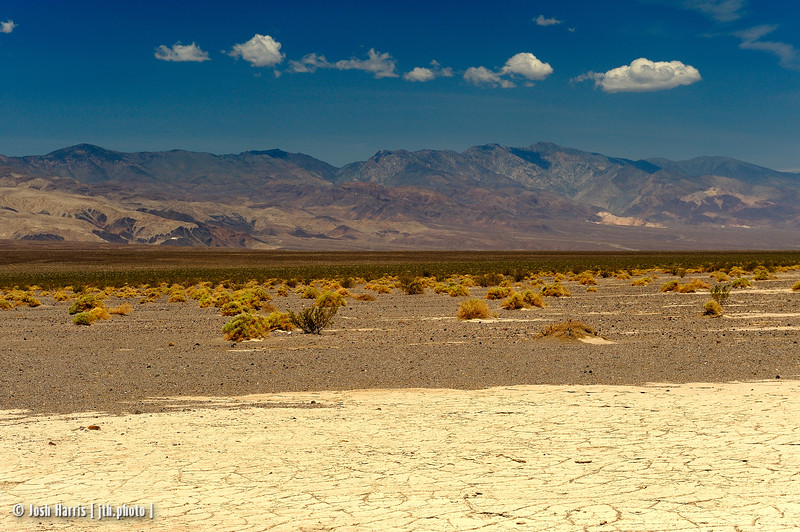 Warm Springs Road, Death Valley. May 2014.