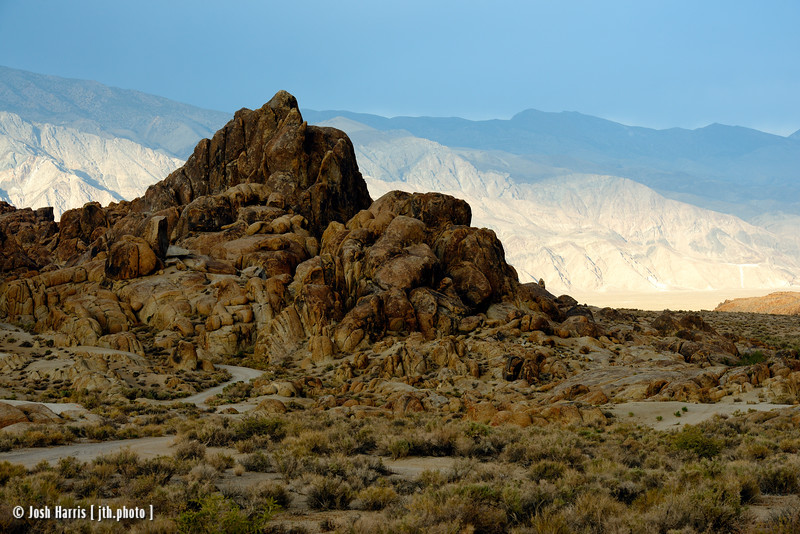 Movie Road, Alabama Hills, Lone Pine, California. May 2014.