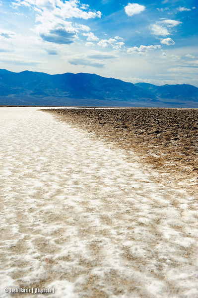 Badwater, Death Valley. May 2014.