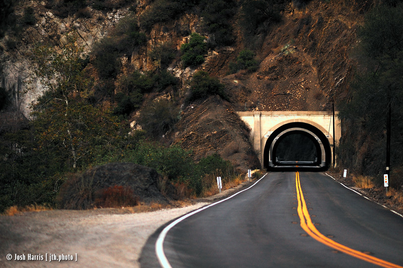 Maricopa Highway, Los Padres National Forest, October 2008.