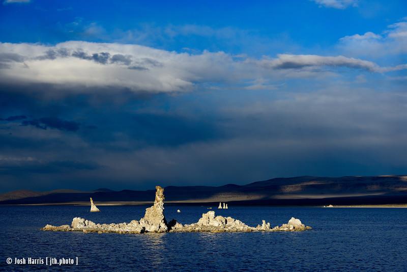 Mono Lake, March 2015.