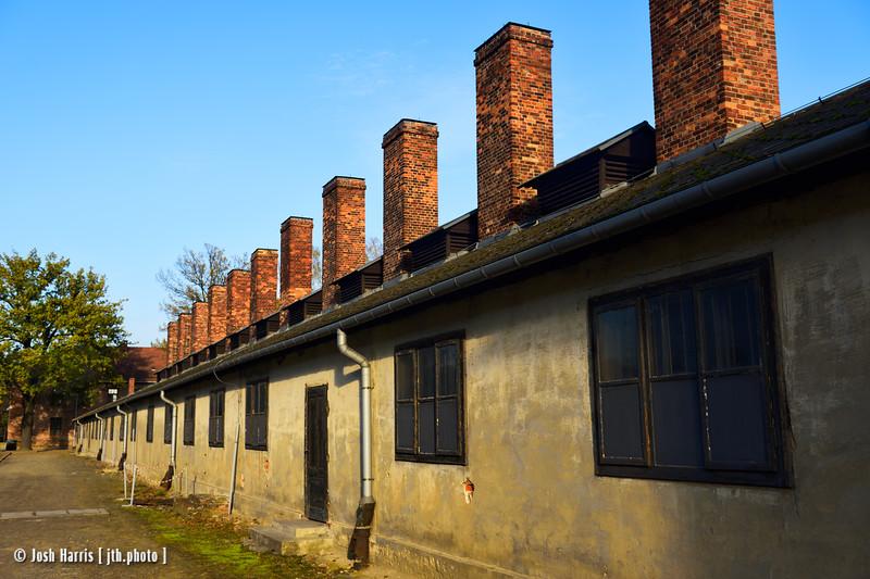 Camp Kitchen, Auschwitz, Poland, October 2018.
