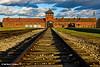 Auschwitz II-Birkenau, Poland, October 2018.