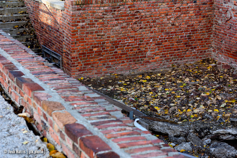 Crematorium III, Auschwitz II-Birkenau, Poland, October 2018.
