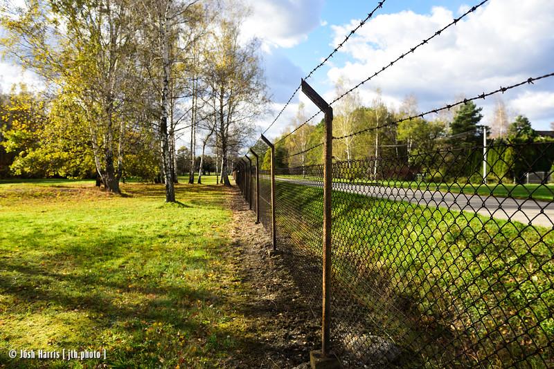 Northern Perimiter, Auschwitz II-Birkenau, Poland, October 2018.