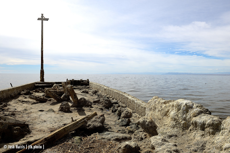 Bombay Beach, Salton Sea, March 2014.