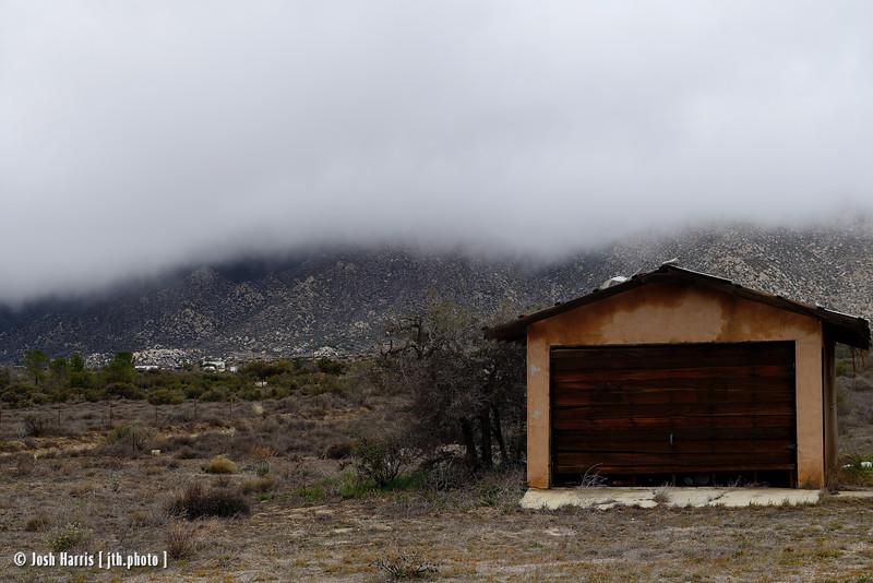 San Jacinto Mountains, California, March 2014.