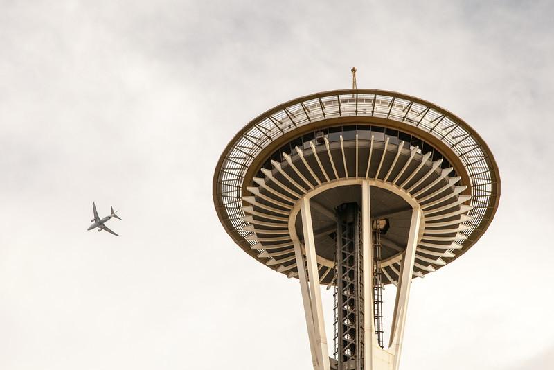 Seattle Space Needle-Seattle Center
