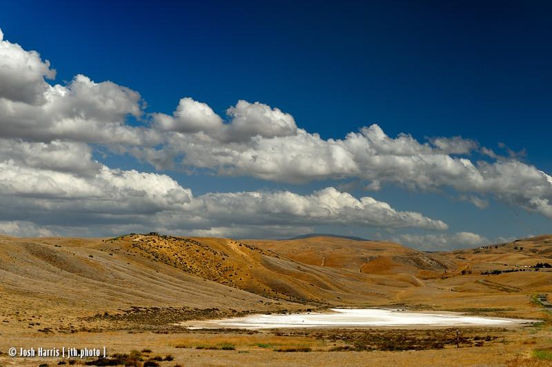 Soda Lake Road, Carrizo National Monument, June 2012.
