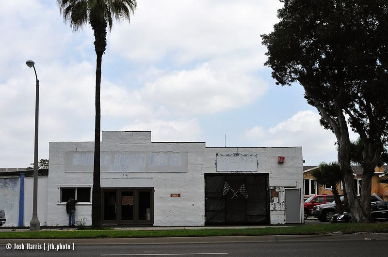 100 block of Catalina Avenue, Redondo Beach, April 2008.