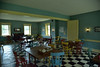 The Lemon House - Dining Room <br /> The ground floor interior has been recreated to how it may have looked while in use.