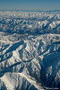 South Island mountain range