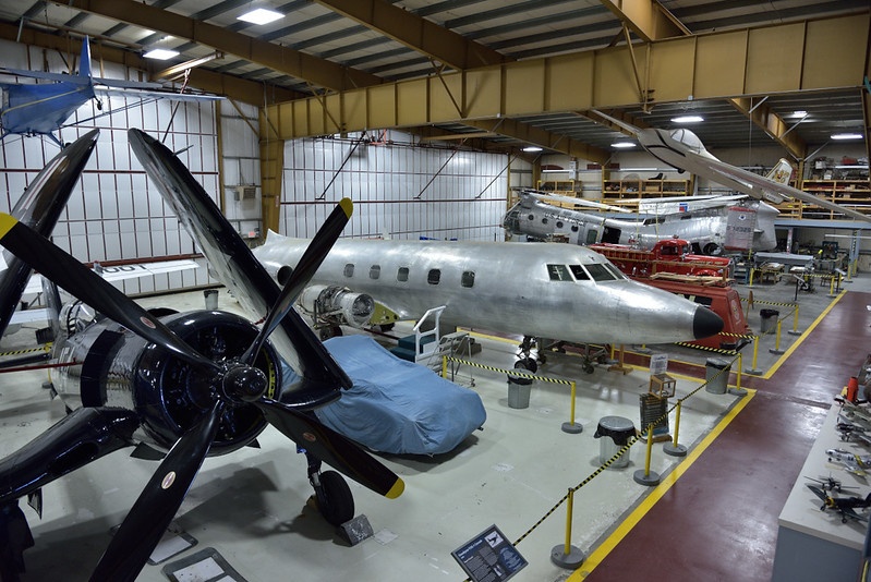 The Museum of Flight Restoration Centre