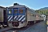 BC Rail RDC-1 No.BC-21