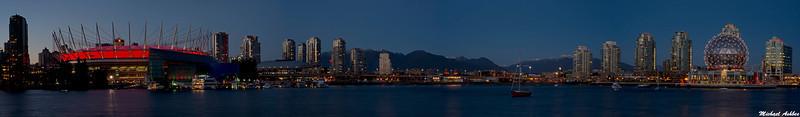 False creek,Vancouver,B.C.