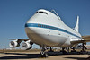 Boeing 747 Space Shuttle Carrier