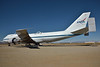 Boeing 747 Shuttle Carrier (aircraft 911) was acquired by NASA in 1988<br /> <br /> Joe Davies Heritage Airpark<br /> Palmdale