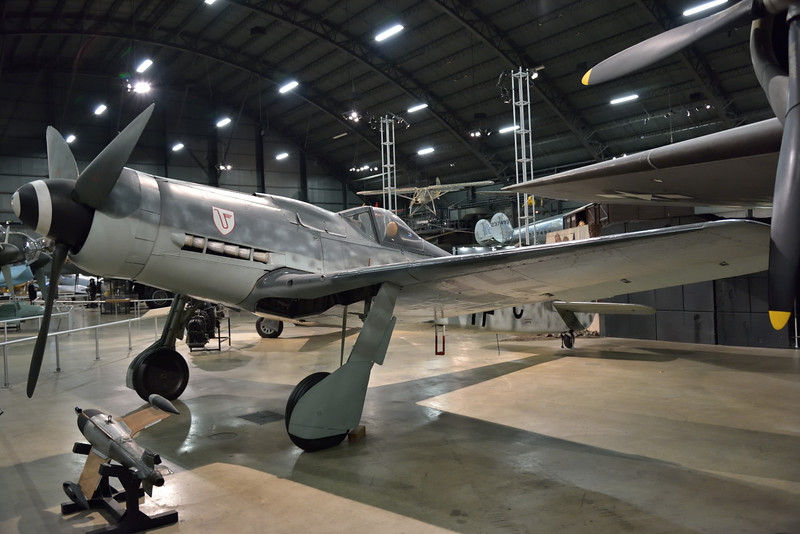 Long nose Focke Wolf Fw 190D-9