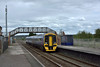 158958 races through Pilning with 1F16 11.23 service from Portsmouth Harbour to Cardiff Central<br /> <br /> 28 April 2016