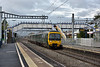 GWR green liveried Turbos are now more in evidence as 166220 passes Langley forming 1K53 11.39 service from Bedwyn to Paddington<br /> <br /> 16 November 2016