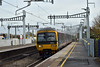 Turbo 166202  races  through Langley forming 1K52  the 12.18 service  from Paddington to Bedwyn<br /> <br /> 16 November 2016