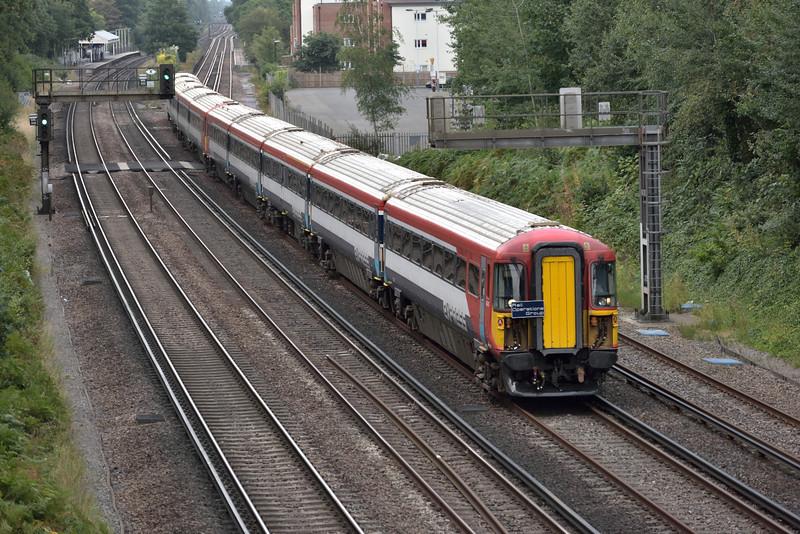 Class 442 Railway Children Charity Charter