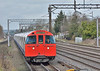 LT Tube stock No. 3255  rattles along at South Kenton with 2A41 / 12.41 Bakerloo Line service from Harrow & Wealdstone to Elephant & Castle<br /> <br /> 13 March 2018