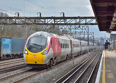 Recent UK Railway images