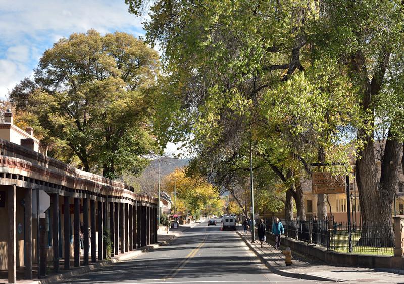 E Palace Avenue<br /> Santa Fe, New Mexico