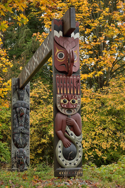 Totem and Autumn colours