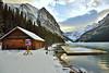 Lake Louise <br />  Banff National Park, Alberta, Canada.