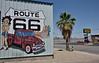 Historic U.S. Route 66.  <br /> Needles CA