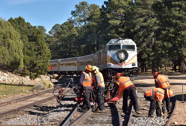 USA & Canada Railways 2016