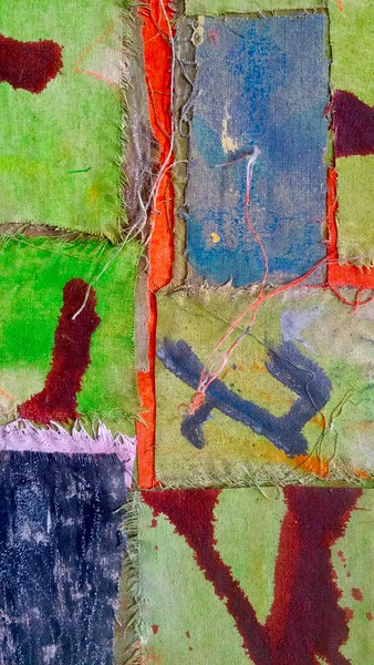 Tickling Catastrophe, detail