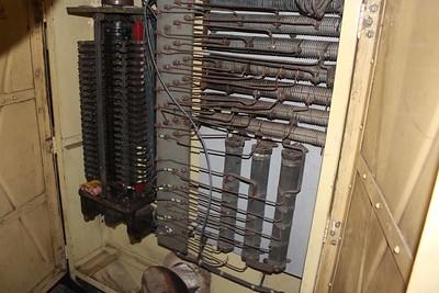 Rewiring of load regulator started on 21.08.16.