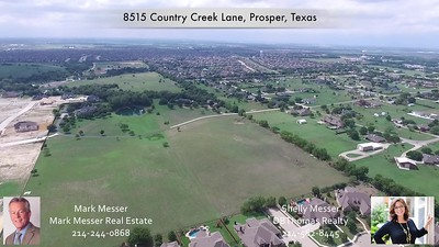 8515 Country Creek Lane, Prosper, Texas