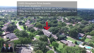 11053 Strayhorn Drive, Dallas, Texas
