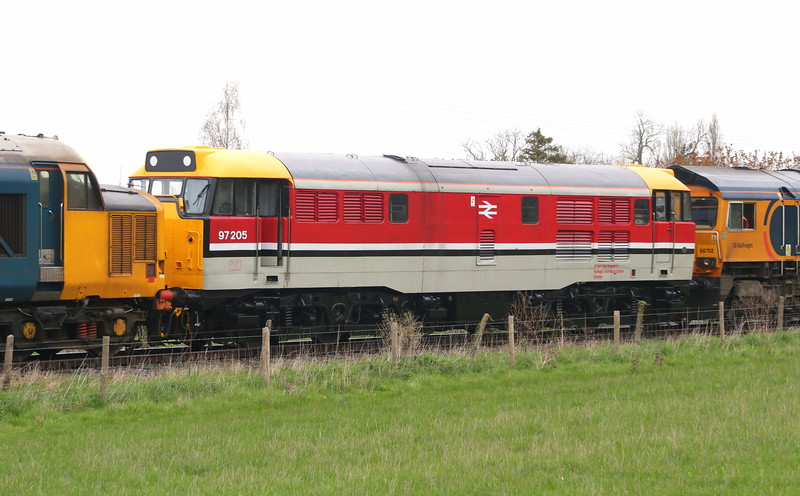 97205 Bledlow Cricket Club, Chinnor & PR Railway 6 April 2019